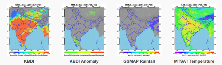 Real Time Crop Amp Drought Monitoring System Recent